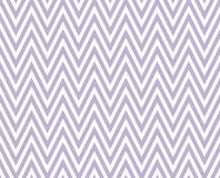 Зигзаг пурпура и белизны текстурировал картину Backgroun повторения ткани Стоковое Изображение RF