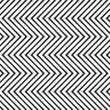 Зигзаг, рифлёные, serrated линии Динамические, скачками нашивки Стоковая Фотография RF