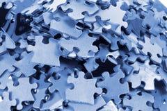 зигзаг соединяет головоломку Стоковые Изображения RF