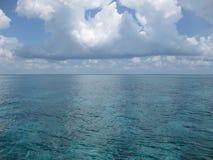 зиги океана Стоковые Фотографии RF