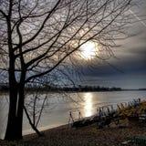 Зима Белграда Стоковое фото RF