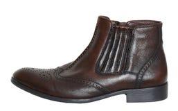 зима ботинка Стоковое Изображение