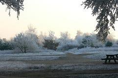 зима вала изображения конструкции Стоковое Фото
