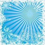 зима вектора рождества предпосылки Стоковые Изображения RF