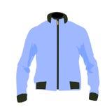 зима вектора спорта куртки Стоковые Фотографии RF