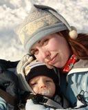 зима влюбленности стоковые фотографии rf