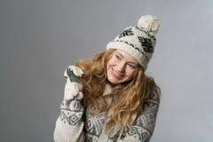 зима времени Стоковая Фотография