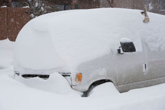 зима вьюги Стоковые Фотографии RF