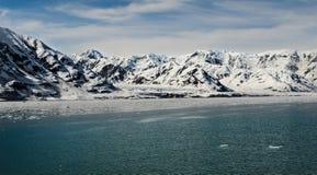 Зима в Аляске Стоковые Изображения