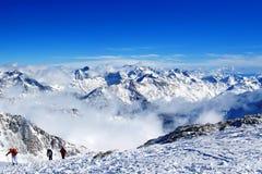 зима Германии Стоковая Фотография