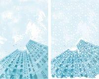 зима города Стоковые Изображения RF