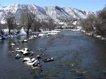 зима горы Стоковое Фото