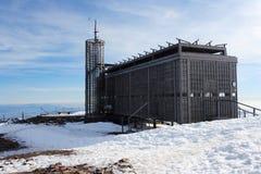 зима гор дня гигантская Стоковые Изображения RF