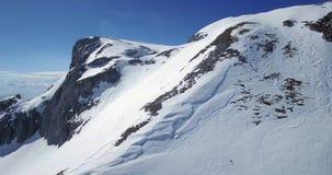 зима гор gudauri caucasus Georgia видеоматериал