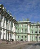 зима дворца обители Стоковое Изображение