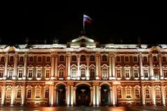 зима дворца стоковая фотография