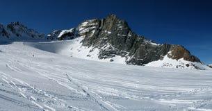 зима дня солнечная Стоковые Фотографии RF