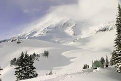 зима держателя дня более ненастная Стоковые Фото