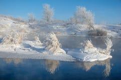 Зима, зим-прилив, зима Стоковые Изображения RF