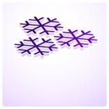 зима иллюстрации Стоковое Фото