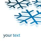 зима иллюстрации Стоковое фото RF