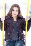 зима красотки Стоковые Изображения
