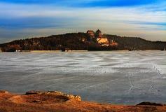 зима лета дворца утра Стоковая Фотография