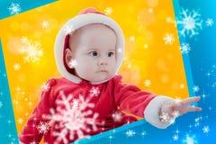 зима младенца Стоковое фото RF