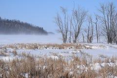 Зима островов Стоковое Изображение