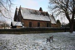 Зима 1786 отсутствие покупателей Стоковые Изображения RF