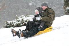 зима потехи Стоковые Фото