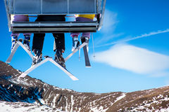 зима потехи Стоковая Фотография RF