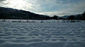 Зима почти здесь Стоковые Изображения RF