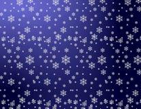 зима подарка бумажная Стоковая Фотография
