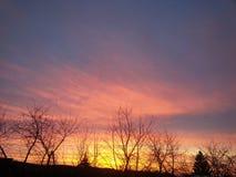 Зима подъема красивая Стоковые Фотографии RF
