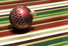 зима праздника украшения рождества Стоковое Изображение RF