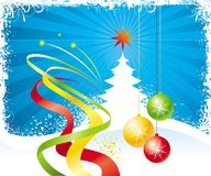 зима праздников Стоковая Фотография