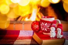 Зима праздника семьи Xmas рождества Стоковая Фотография