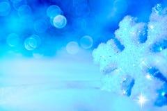 зима предпосылки Стоковая Фотография RF