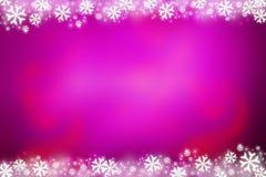зима предпосылки Стоковые Фотографии RF