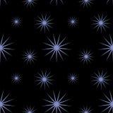 зима предпосылки безшовная Стоковая Фотография RF