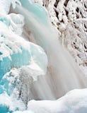 зима природы дня морозная стоковое изображение