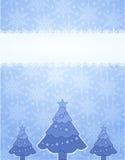 зима рамки иллюстрация вектора