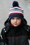 зима ребенка Стоковое фото RF