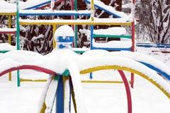 зима релаксации Стоковые Изображения