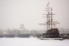 зима России стоковые фотографии rf