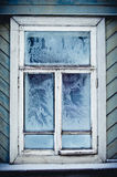 Зима самый лучший художник Стоковая Фотография