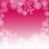 зима сердца Стоковые Фото