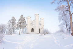 зима сказки Стоковые Фото