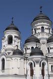 зима скита церков capriana Стоковые Фотографии RF